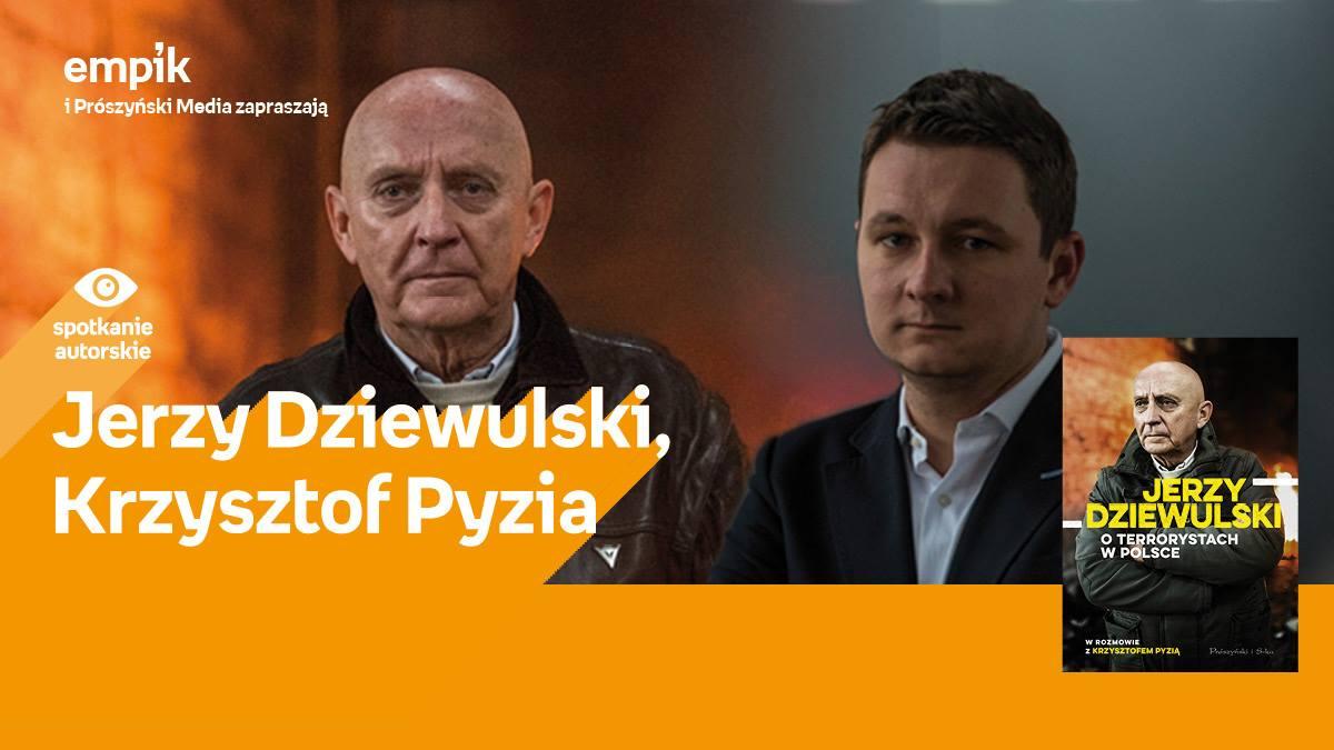 Spotkanie z Jerzym Dziewulskim w Empiku