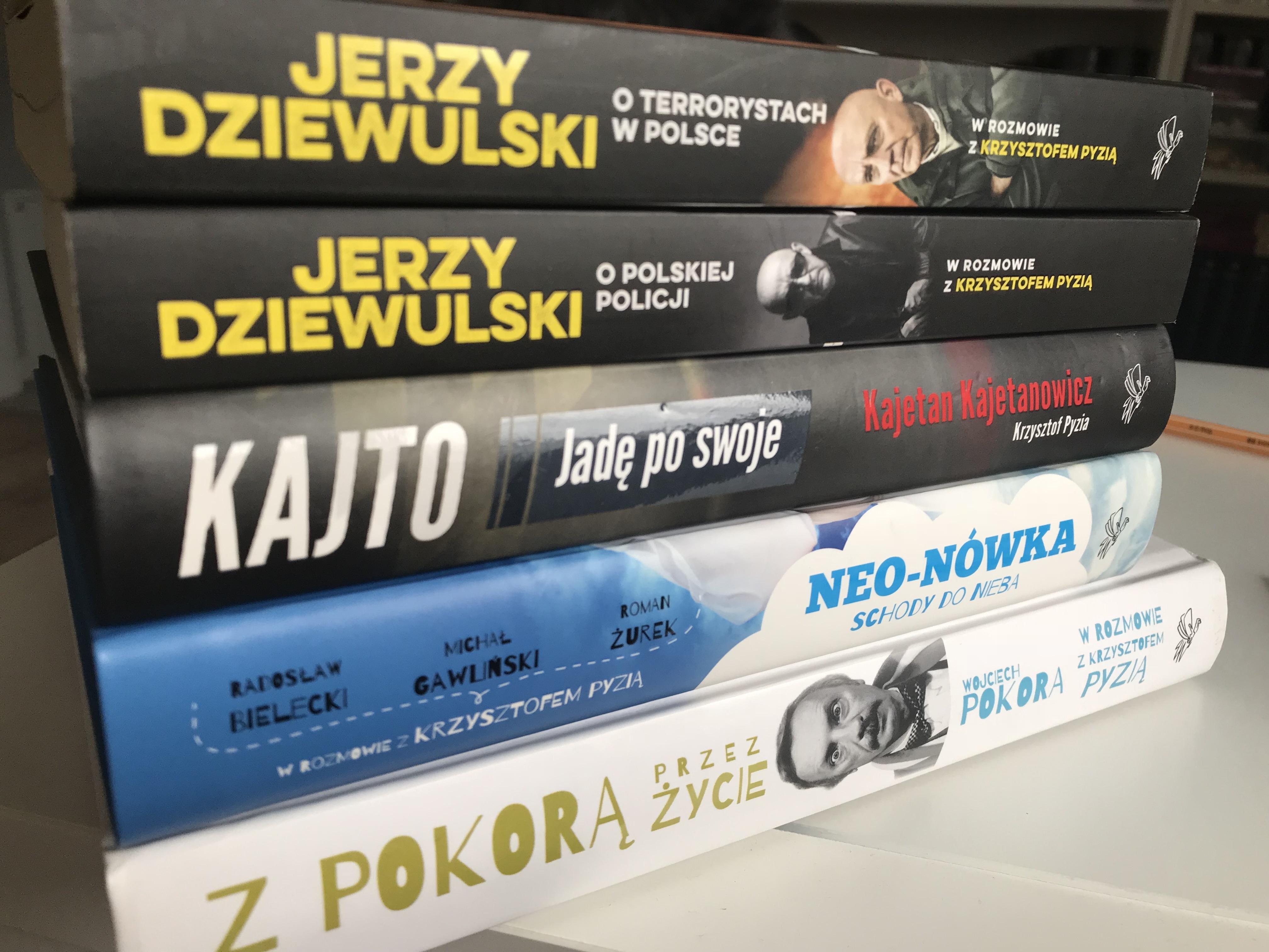Nowa książka na jesieni!