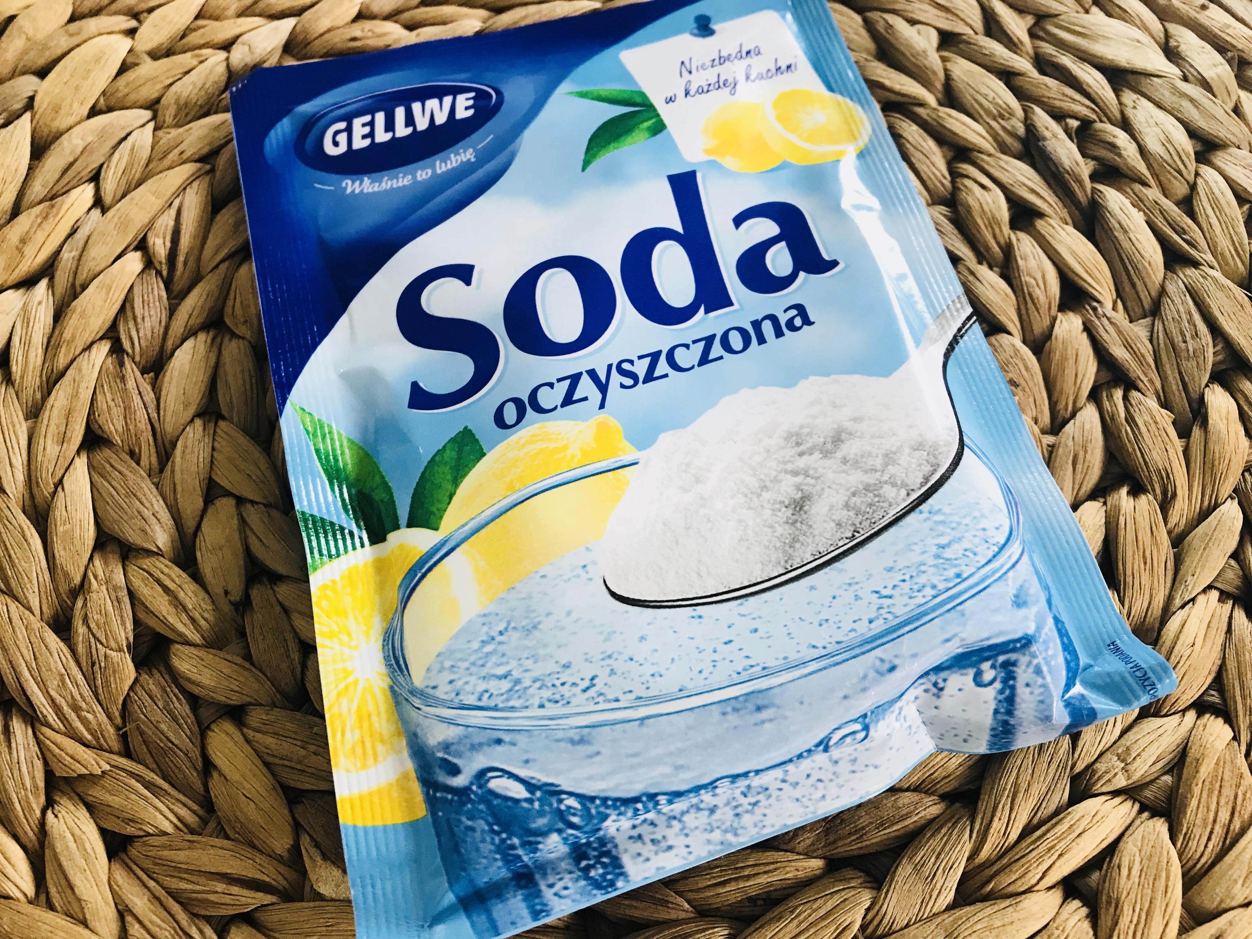 Soda dobra na wszystko! Udrażnianie rur.