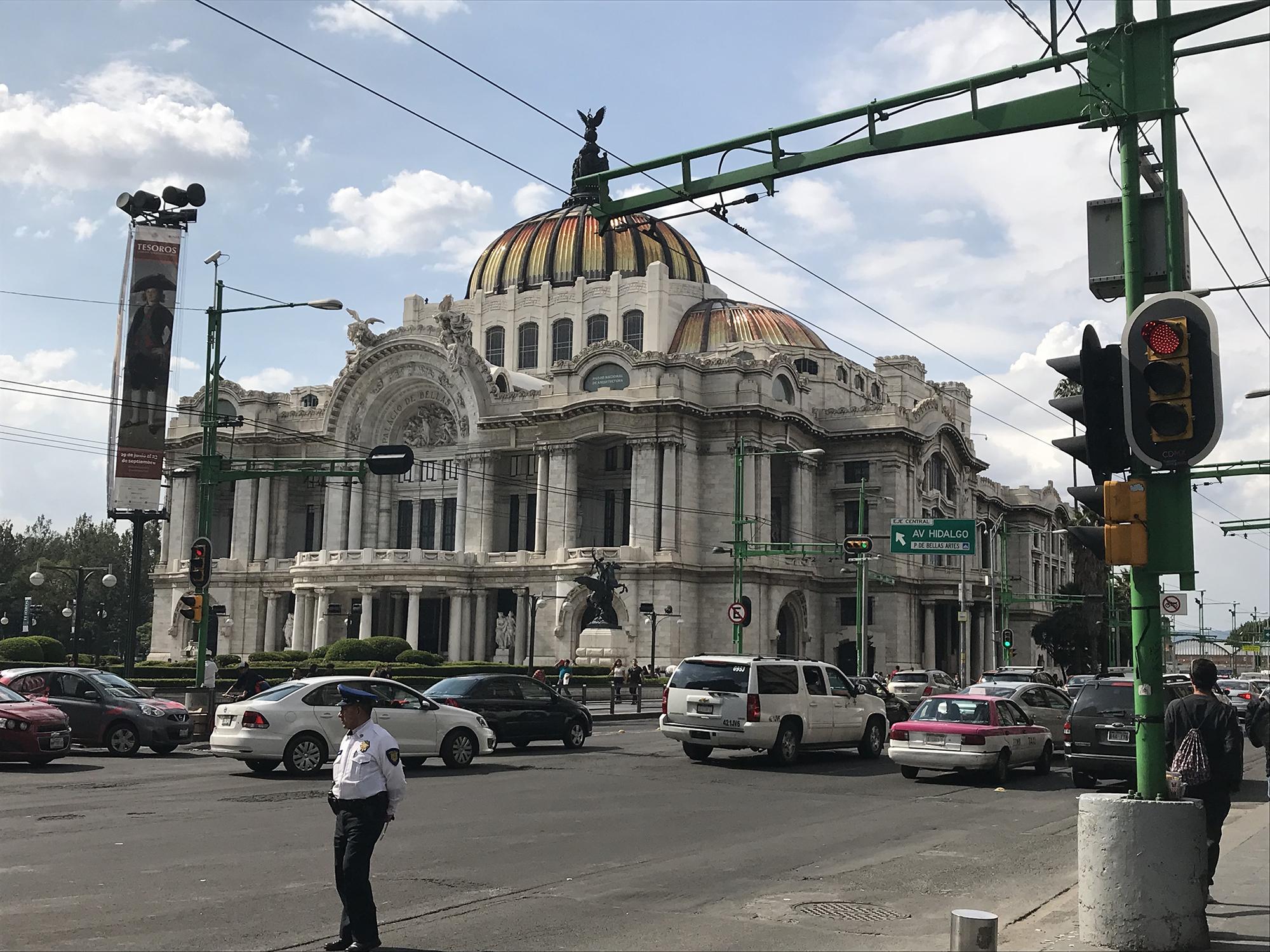 Mexico City. Miasto, które nie miało szans powstać