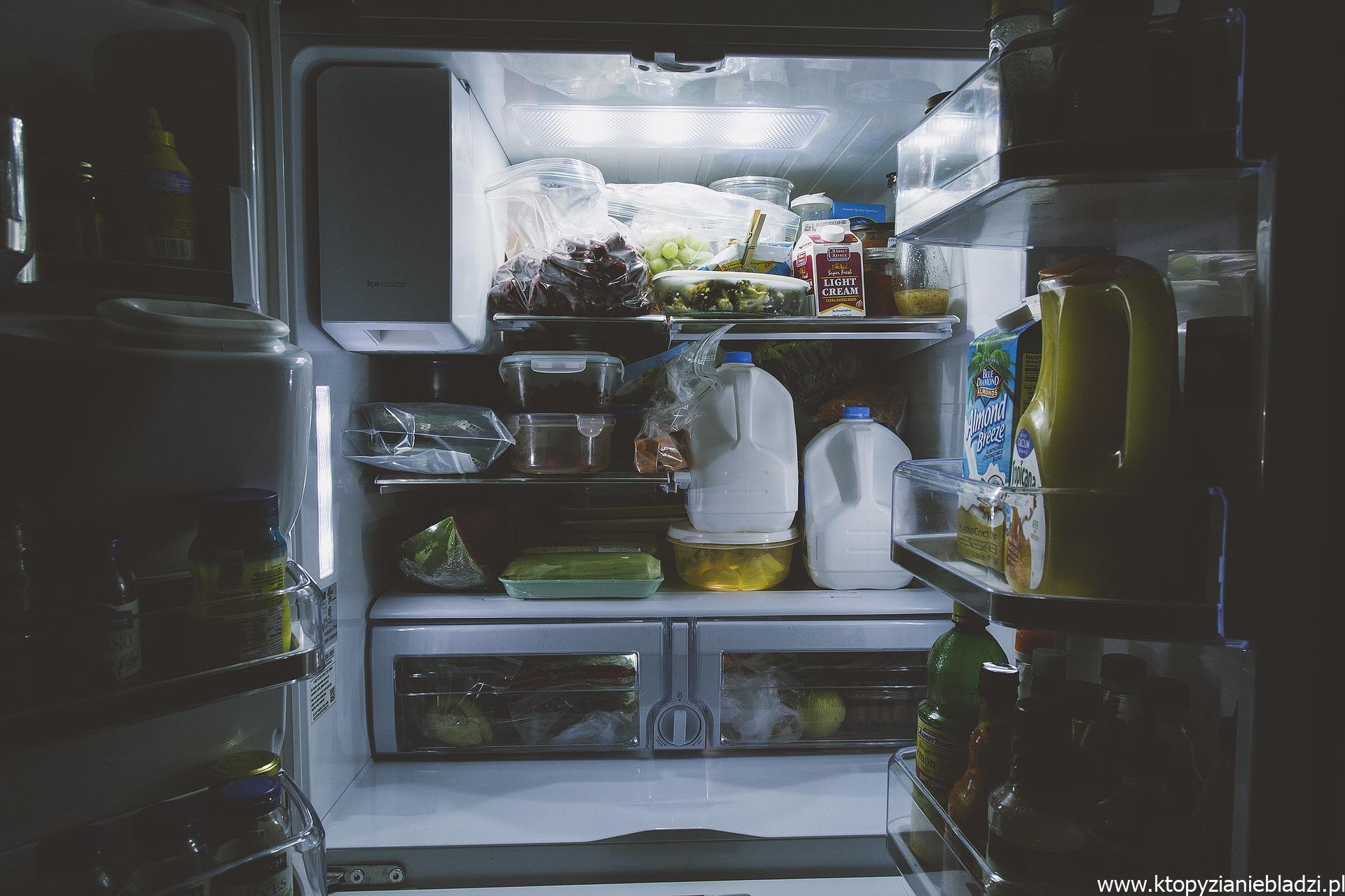 W jakiej temperaturze przechowywać żywność?