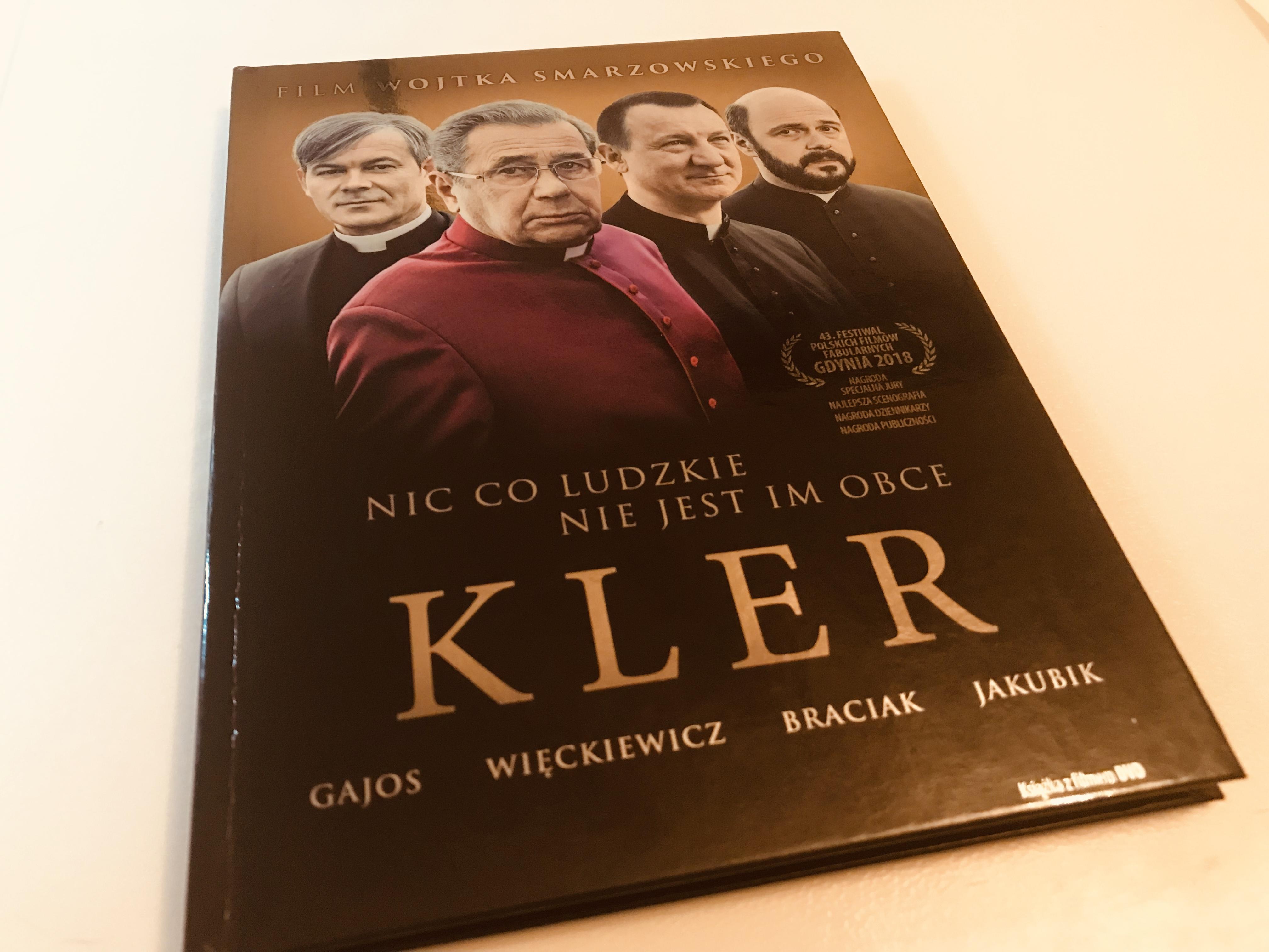 Gdzie obejrzeć za darmo Kler w internecie i na DVD?